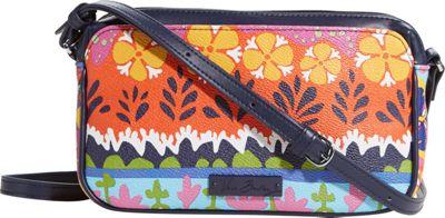 Vera Bradley Small Crossbody Rio Stripe - Vera Bradley Fabric Handbags
