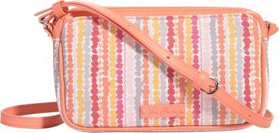 Vera Bradley Small Crossbody Confetti Stripe - Vera Bradley Fabric Handbags
