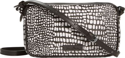 Vera Bradley Small Crossbody Midnight Snake Skin - Vera Bradley Fabric Handbags