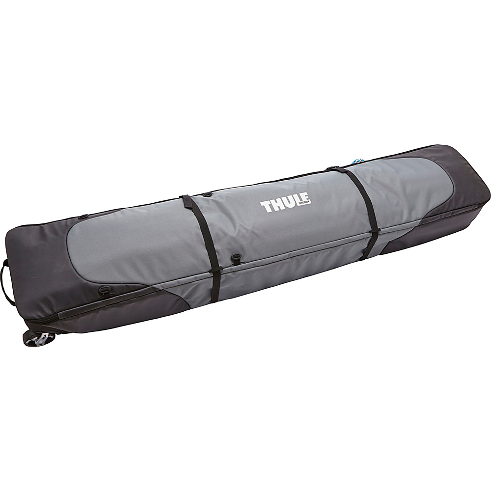 Thule RoundTrip Double Snowboard Roller Black Slate Thule Ski and Snowboard Bags