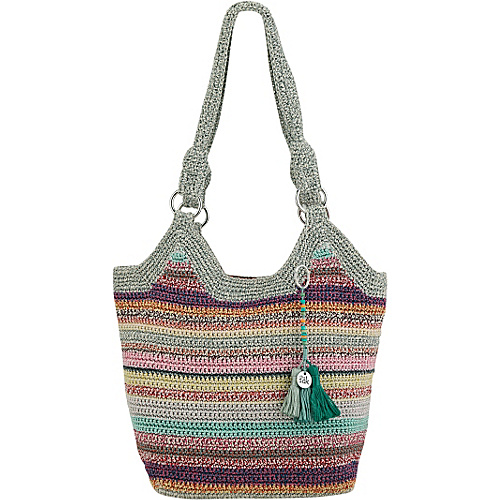 The Sak Ellis Tote Festi Stripe - The Sak Fabric Handbags