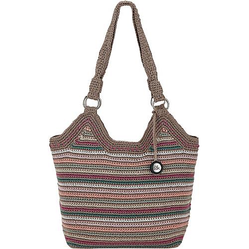 The Sak Ellis Tote Mambo Stripe - The Sak Fabric Handbags