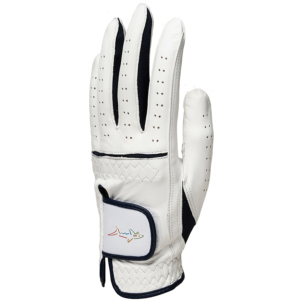 Glove It Greg Norman Men s Golf Glove Navy Medium Left Hand Glove It Sports Accessories