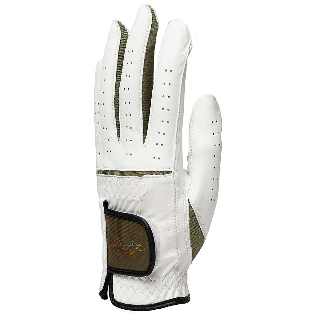 Glove It Greg Norman Men s Golf Glove Army Medium Left Hand Glove It Sports Accessories