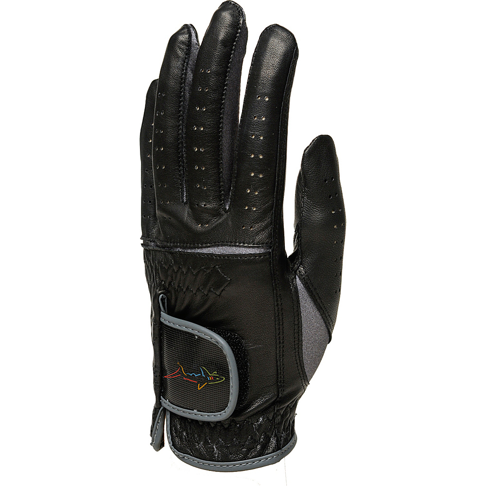 Glove It Greg Norman Men s Golf Glove Black Medium Left Hand Glove It Sports Accessories