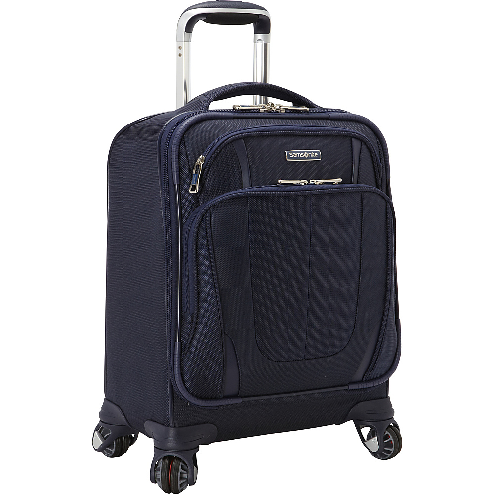 Samsonite Silhouette Sphere 2 Spinner Boarding Bag Twilight Blue - Samsonite Small Rolling Luggage