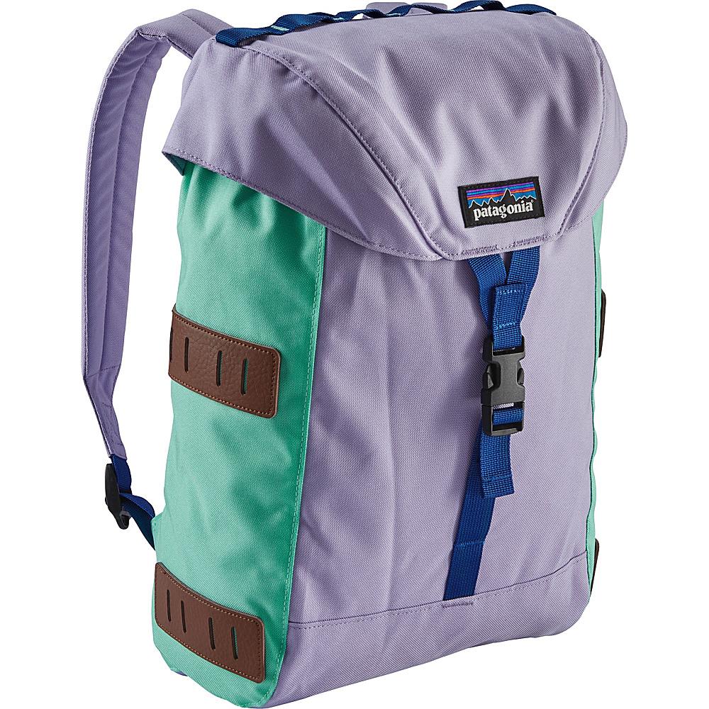 Patagonia Kids Bonsai Pack 14L Petoskey Purple - Patagonia Kids Backpacks - Backpacks, Kids' Backpacks