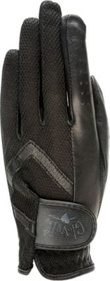 Glove It Women's Solid Golf Glove Black Medium Left Hand - Glove It Sports Accessories