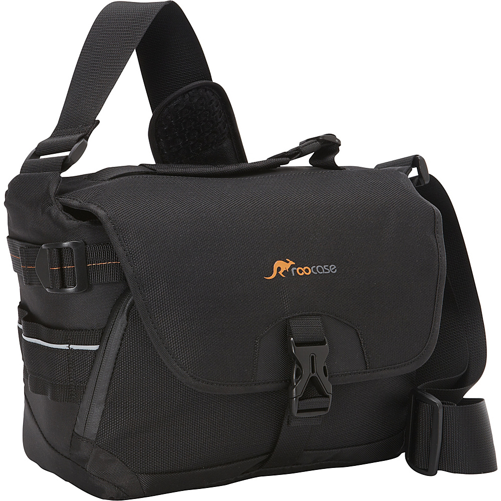 rooCASE Picto Series Photographic Bag for DSLR Camera Blacks (SDR) - rooCASE Camera Accessories