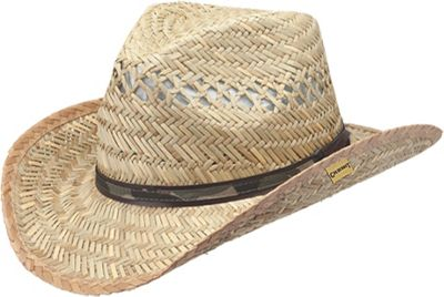 Gold Coast Kid's Outback Jr Drifter Hat One Size - Natural - Gold Coast Hats/Gloves/Scarves