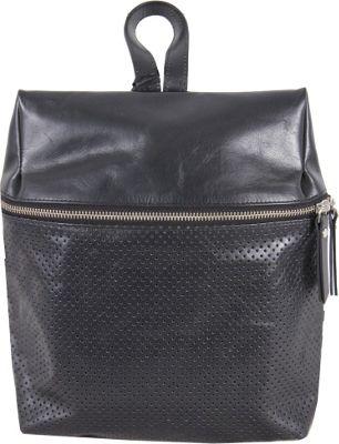 Latico Leathers Riley Backpack Black - Latico Leathers Leather Handbags