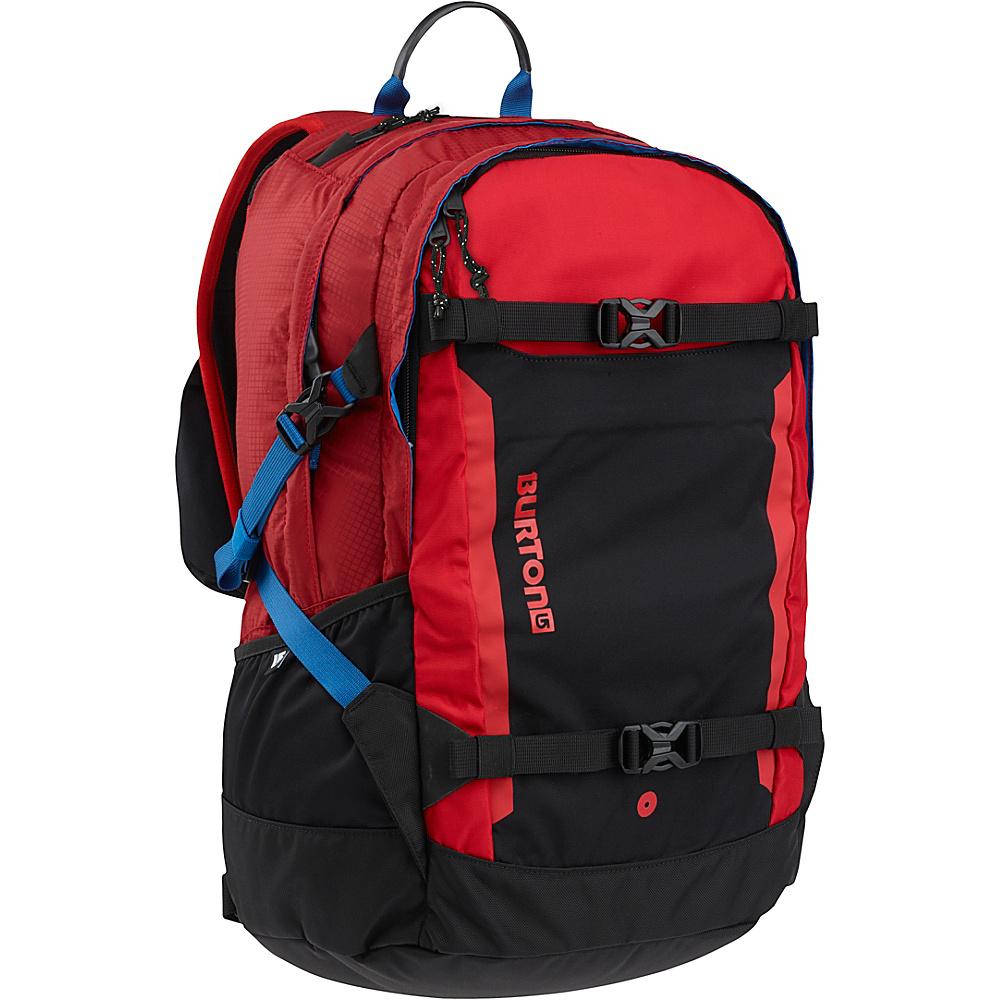 Burton Day Hiker Pro 28L Flame Ripstop - Burton Laptop Backpacks