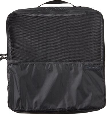 Burton Pack and Stack Cube Set True Black - Burton Travel Organizers