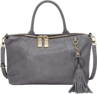 Trina Turk Saratoga Small Satchel Ash - Trina Turk Designer Handbags