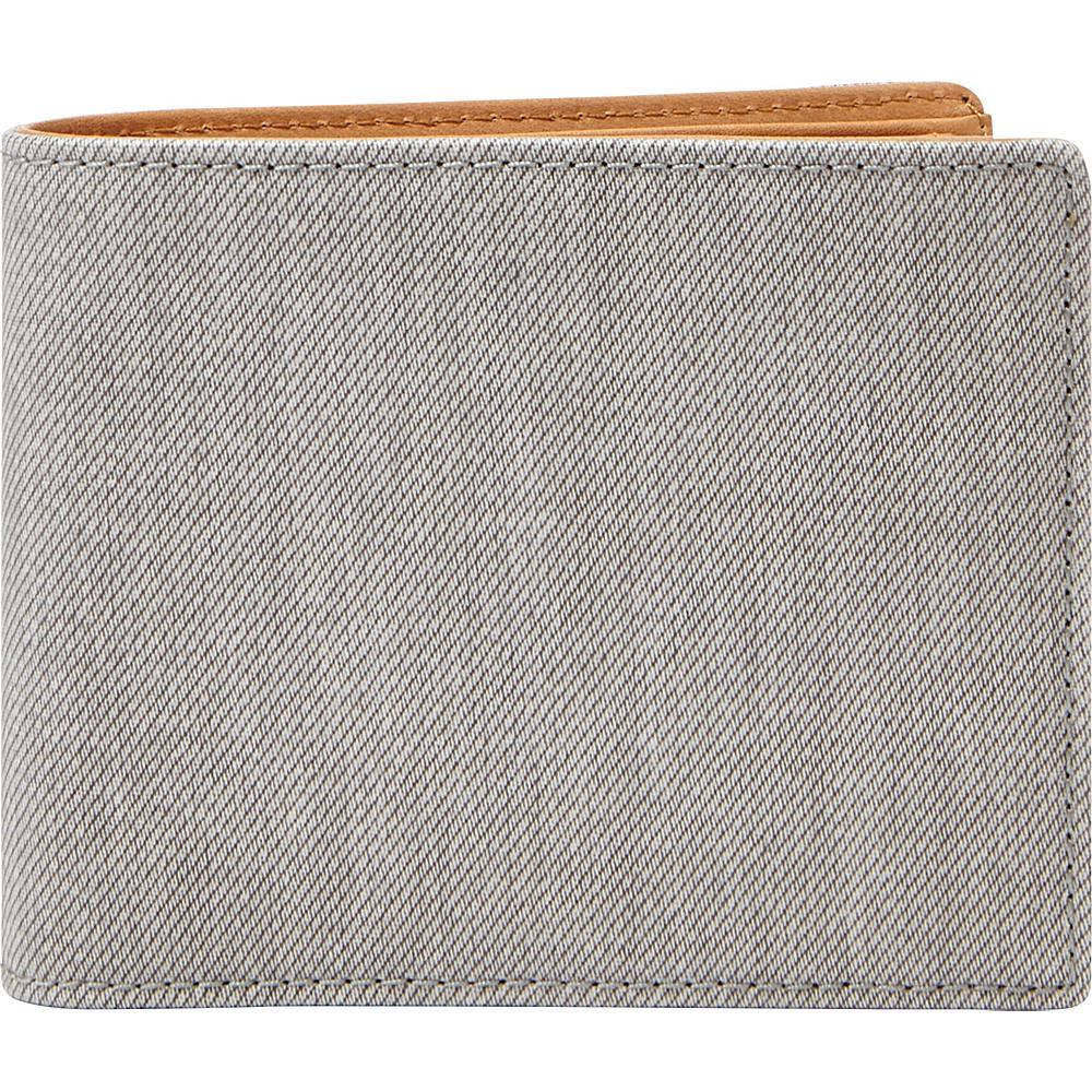 bc3be3d19c314 ... UPC 768680221480 product image for Skagen Ernst International Bifold Wallet  Grey - Skagen Mens Wallets ...