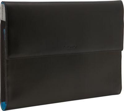 KNOMO London SOHO iPad AirPortable Organizer Black - KNOMO London Electronic Cases