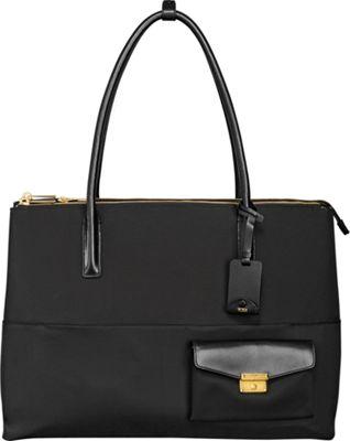 Lastest Tumi Compact Laptop Bag In Black  Lyst