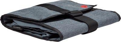 Grand Trunk Explorer Toiletry Bag Mountain Grey - Grand Trunk Toiletry Kits