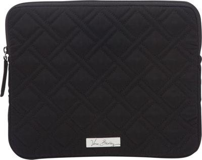Vera Bradley Tablet Sleeve Classic Black - Vera Bradley Laptop Sleeves