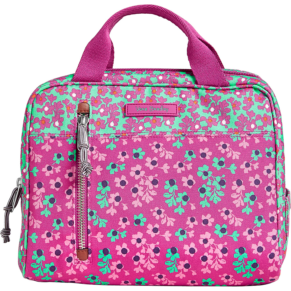 Vera Bradley Lighten Up Lunch Cooler Ditsy Dot - Vera Bradley Travel Coolers - Travel Accessories, Travel Coolers