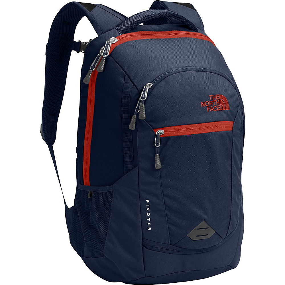 The North Face Pivoter Laptop Backpack Urban Navy - The North Face Business & Laptop Backpacks - Backpacks, Business & Laptop Backpacks