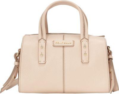 Cole Haan Emma Mini Satchel Crossbody Froth - Cole Haan Designer Handbags