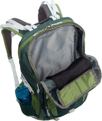 Granite Gear Jackfish Backpack Redrock/Chromium - Granite Gear Everyday Backpacks