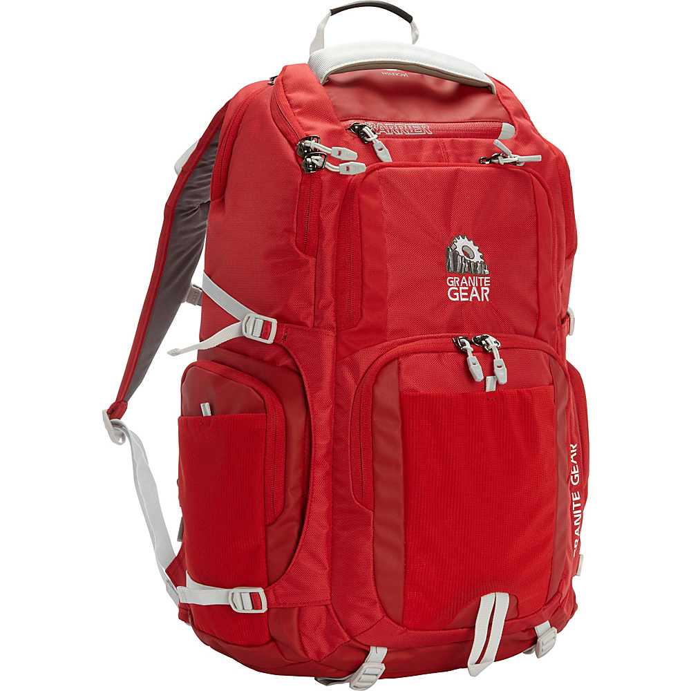 Granite Gear Jackfish Backpack Redrock Chromium Granite Gear Everyday Backpacks