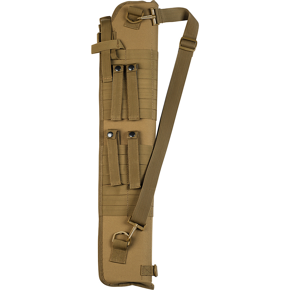 Red Rock Outdoor Gear MOLLE Shotgun Scabbard Coyote Tan Red Rock Outdoor Gear Other Sports Bags