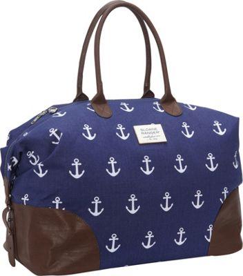 Sloane Ranger Weekender Bag Anchor - Sloane Ranger Travel Duffels