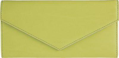 Lodis Audrey Alix Trifold Lime/Dove - Lodis Women's Wallets