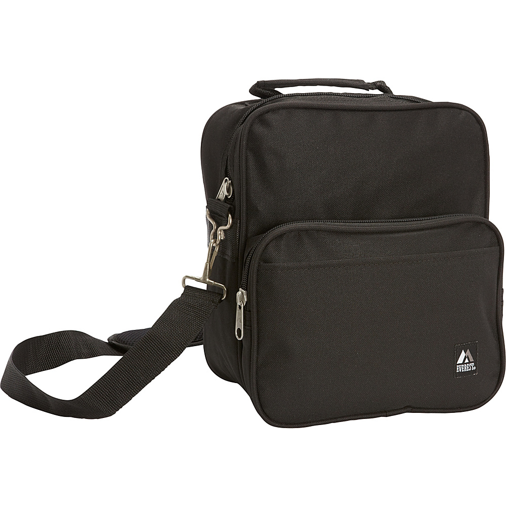 Everest Classic Utility Bag Black - Everest Men's Bags