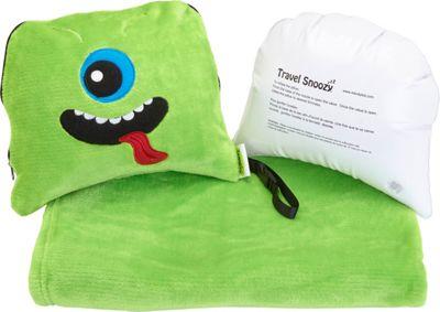 TrendyKid Travel Snoozy Alien - TrendyKid Travel Pillows & Blankets