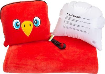 TrendyKid Travel Snoozy Parrot - TrendyKid Travel Pillows & Blankets