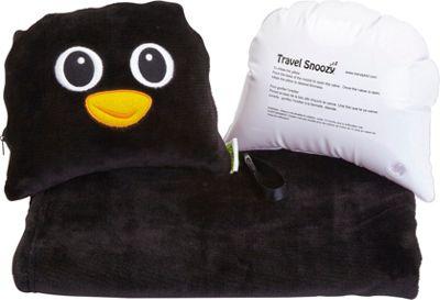 TrendyKid Travel Snoozy Penguin - TrendyKid Travel Pillows & Blankets