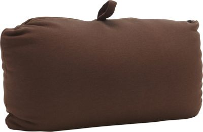 Hartmann Luggage Convertible Pillow Brown - Hartmann Luggage Travel Comfort and Health
