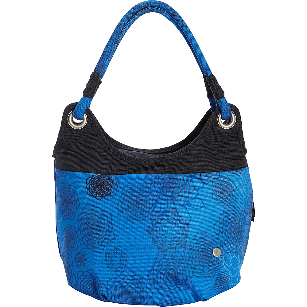 Haiku Stroll Shoulder Bag Tie Dye Midnight Haiku Fabric Handbags