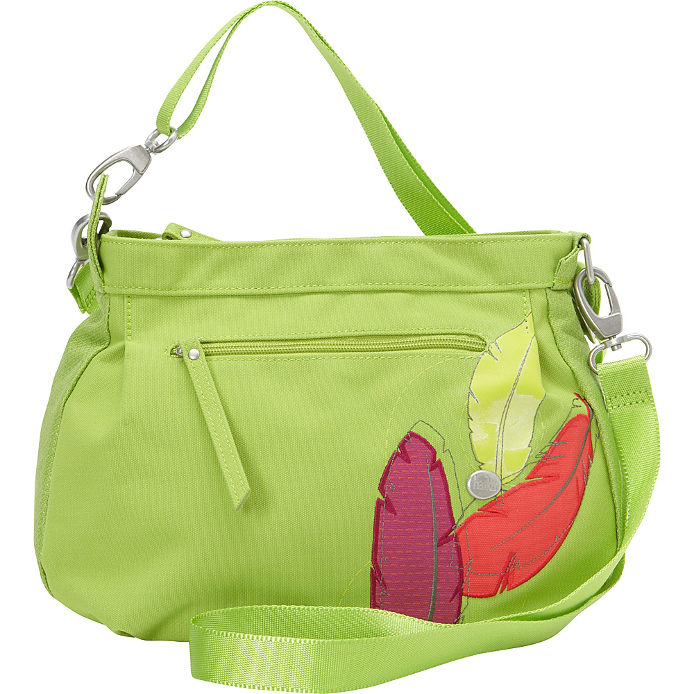 Haiku Bucket Crossbody Apple Haiku Fabric Handbags
