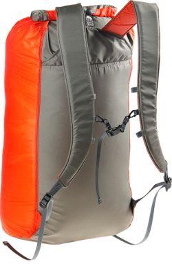 Granite Gear Slacker Packer DrySack Orange/Moon - Granite Gear Day Hiking Backpacks