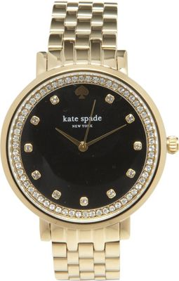 kate spade watches Monterey Watch Gold - kate spade watches Watches