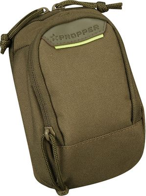 Propper Two Pocket Media Pouch with MOLLE Olive - Propper Camera Accessories