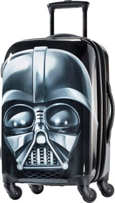 American Tourister Star Wars All Ages 21 inch Carry-On Spinner Darth Vader - American Tourister Hardside Carry-On