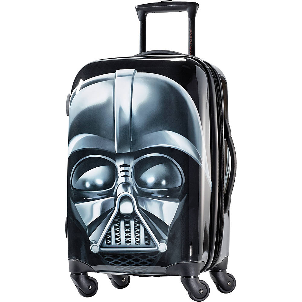 "American Tourister Star Wars All Ages 21"" Carry-On Spinner Darth Vader - American Tourister Hardside Carry-On"