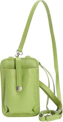 Hadaki Essentials Wristlet Piquat Green - Hadaki Women's Wallets