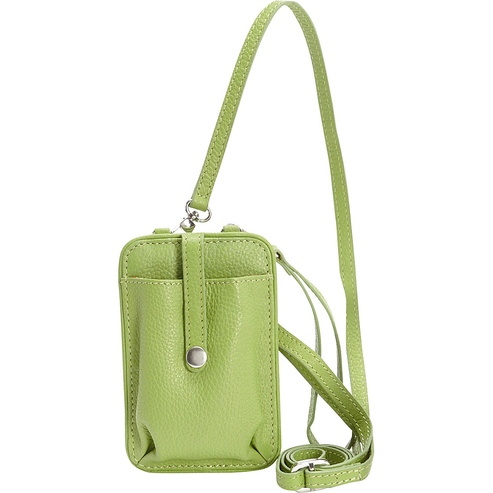 Hadaki Essentials Wristlet Piquat Green - Hadaki Womens Wallets - Women's SLG, Women's Wallets