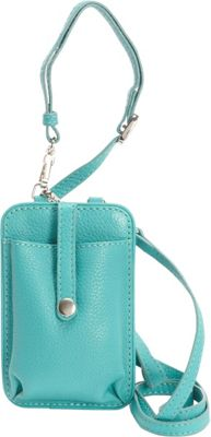 Hadaki Essentials Wristlet Viridian Green - Hadaki Women's Wallets
