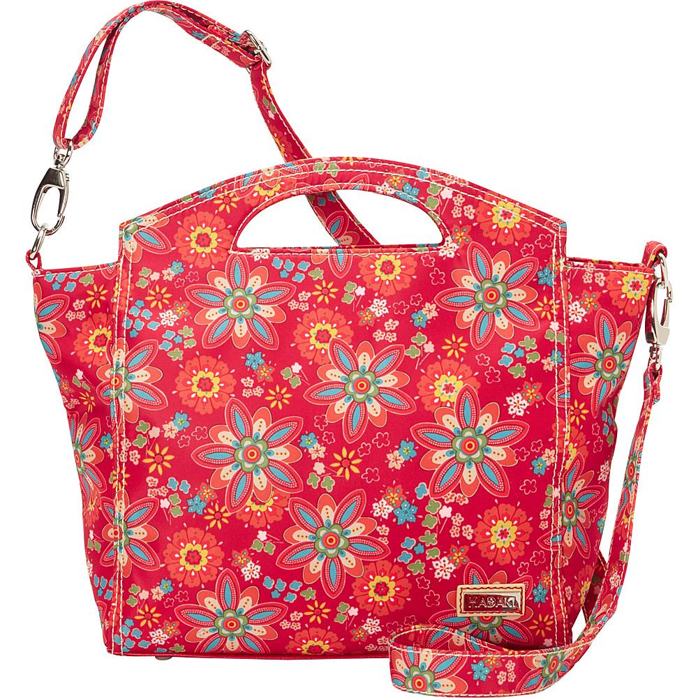 Hadaki Hand Tote Primavera Floral - Hadaki Fabric Handbags - Handbags, Fabric Handbags