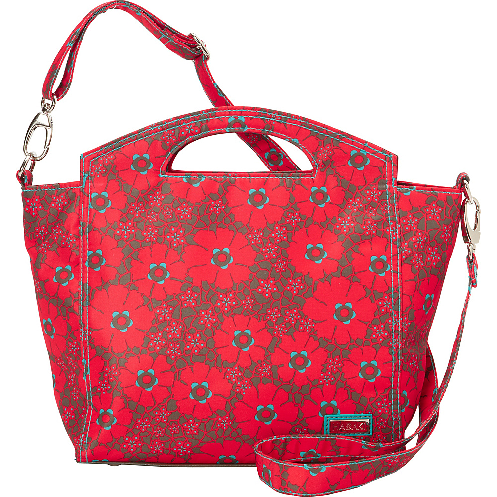 Hadaki Hand Tote Primavera Lacey - Hadaki Fabric Handbags - Handbags, Fabric Handbags