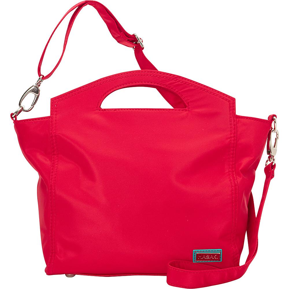 Hadaki Hand Tote Tango Red - Hadaki Fabric Handbags - Handbags, Fabric Handbags