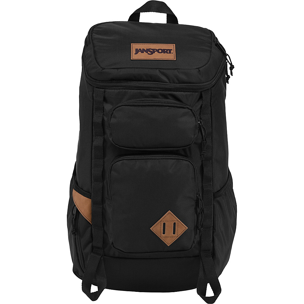 JanSport Night Owl Laptop Backpack Black Ballistic Nylon - JanSport Laptop Backpacks - Backpacks, Laptop Backpacks
